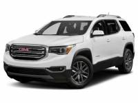Summit White Used 2018 GMC Acadia AWD 4dr SLE w/SLE-2 For Sale in Moline IL   P21160