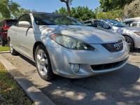 Quality 2006 Toyota Camry Solara West Palm Beach used car sale