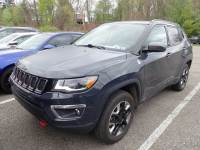 Used 2018 Jeep Compass For Sale at Moon Auto Group | VIN: 3C4NJDDB4JT130275