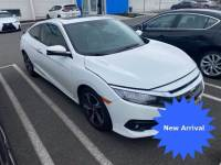 Certified 2016 Honda Civic Coupe 2dr CVT Touring