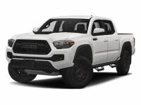 Used 2017 Toyota Tacoma TRD Offroad Pickup