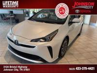 Used 2021 Toyota Prius Limited