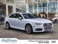 2018 Certified Audi S4 For Sale West Simsbury | WAUB4AF43JA120624