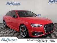 2019 Certified Audi S4 For Sale West Simsbury | WAUB4AF48KA025901