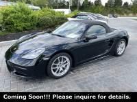 Used 2017 Porsche 718 Boxster For Sale at Harper Maserati | VIN: WP0CA2A85HS221460