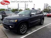 Used 2018 Jeep Grand Cherokee Overland in Gaithersburg