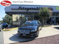 Used 2018 Lincoln MKZ Reserve in Gaithersburg