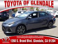 Used 2018 Toyota Corolla for Sale at Dealer Near Me Los Angeles Burbank Glendale CA Toyota of Glendale | VIN: 5YFBURHE8JP847096