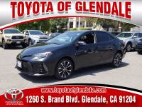 Used 2018 Toyota Corolla for Sale at Dealer Near Me Los Angeles Burbank Glendale CA Toyota of Glendale | VIN: 5YFBURHE3JP774476
