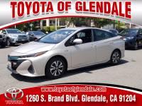 Used 2017 Toyota Prius Prime for Sale at Dealer Near Me Los Angeles Burbank Glendale CA Toyota of Glendale   VIN: JTDKARFP3H3004441
