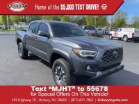 Used 2021 Toyota Tacoma 4WD 4WD TRD Off Road Double Cab 5' Bed V6 MT