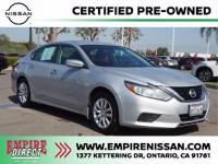 Used 2018 Nissan Altima 2.5 S for Sale at Dealer Near Me Fontana Upland Ontario CA - Empire Nissan | 1N4AL3AP4JC101539