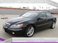 2007 Acura RL SH-AWD w/Tech 1-Owner Low Miles