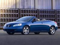 Used 2007 Pontiac G6 GT Convertible