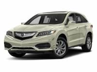Pre-Owned 2018 Acura RDX AWD