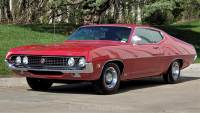 1970 Ford Torino 351 Automatic