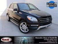 2015 Mercedes-Benz M-Class ML 350 in Franklin