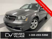 Used 2014 Dodge Avenger For Sale at Burdick Nissan | VIN: 1C3CDZCB3EN190149