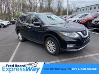 Certified Used 2018 Nissan Rogue SV For Sale in Doylestown PA | 5N1AT2MV2JC801506