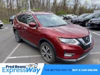 Certified Used 2018 Nissan Rogue SV For Sale in Doylestown PA | 5N1AT2MV9JL841629