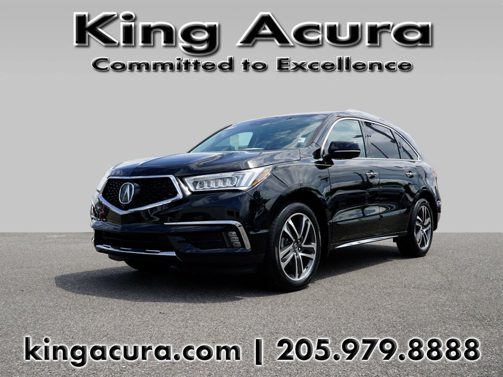 Photo Certified Pre-Owned 2017 Acura MDX FWD wAdvance Pkg for Sale in Hoover near Homewood, AL