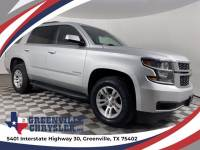 Used 2017 Chevrolet Tahoe SUV