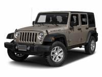 Used 2017 Jeep Wrangler Unlimited Rubicon Recon SUV