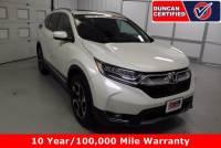 Used 2018 Honda CR-V For Sale at Duncan's Hokie Honda | VIN: 2HKRW2H90JH641402