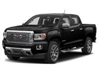 Onyx Black Used 2019 GMC Canyon 4WD Crew Cab 128.3 Denali For Sale in Moline IL | P21166