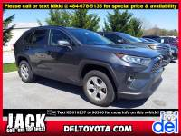 Certified Pre-Owned 2019 Toyota RAV4 For Sale in Thorndale, PA | Near Malvern, Coatesville, West Chester & Downingtown, PA | VIN:JTMP1RFVXKD010257