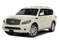 Used 2014 INFINITI QX80 Base SUV