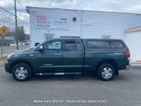 2007 Toyota Tundra Limited Double Cab 6AT 4WD 6-Speed Automatic