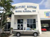 2003 Nissan Frontier 2WD XE, 1 owner, no accidents, manual, non smoker