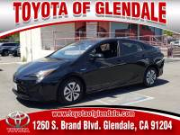 Used 2018 Toyota Prius for Sale at Dealer Near Me Los Angeles Burbank Glendale CA Toyota of Glendale   VIN: JTDKBRFU3J3063885