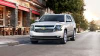 Pre-Owned 2016 Chevrolet Tahoe LTZ VIN 1GNSKCKC9GR302492 Stock Number 13939P