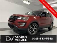 Used 2016 Ford Explorer For Sale at Burdick Nissan   VIN: 1FM5K8GTXGGC54410
