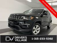 Used 2018 Jeep Compass For Sale at Burdick Nissan | VIN: 3C4NJDBB6JT393791