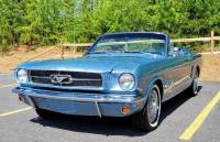1965 Ford Mustang Convertible - Fully Restored