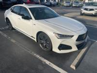 2021 Acura TLX A-Spec Package SH-AWD