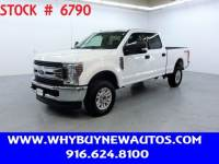 2019 Ford F250 ~ 4x4 ~ Crew Cab XLT ~ Only 34K Miles!
