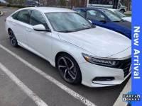 2018 Honda Accord Sedan Sport 1.5T CVT