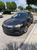 Quality 2012 Acura TL West Palm Beach used car sale