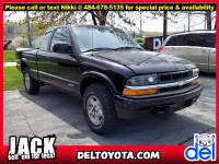 Used 2003 Chevrolet S-10 LS For Sale in Thorndale, PA | Near West Chester, Malvern, Coatesville, & Downingtown, PA | VIN: 1GCDT19X638122799