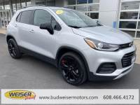 Certified Pre-Owned 2018 Chevrolet Trax AWD 4dr LT Redline Edition