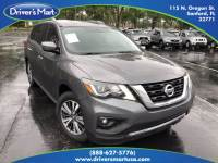 Used 2017 Nissan Pathfinder SV For Sale in Orlando, FL (With Photos) | Vin: 5N1DR2MN4HC618436