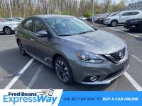 Certified Used 2018 Nissan Sentra SR For Sale in Doylestown PA | 3N1AB7AP8JY227157