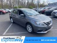 Certified Used 2018 Nissan Sentra SV For Sale in Doylestown PA | 3N1AB7APXJL658659