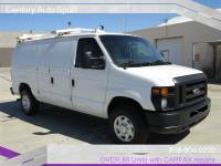 2014 Ford E-350 SD Cargo 1-Owner