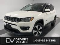 Used 2018 Jeep Compass For Sale at Burdick Nissan | VIN: 3C4NJDBB1JT261893