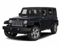 Pre-Owned 2017 Jeep Wrangler Unlimited Unlimited Sahara SUV